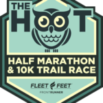 Hoot Half Marathon & 10K Trail Race logo on RaceRaves
