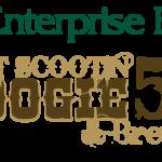Boot Scootin' Boogie 5K logo on RaceRaves