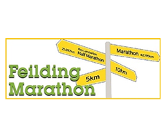 Feilding Marathon logo on RaceRaves
