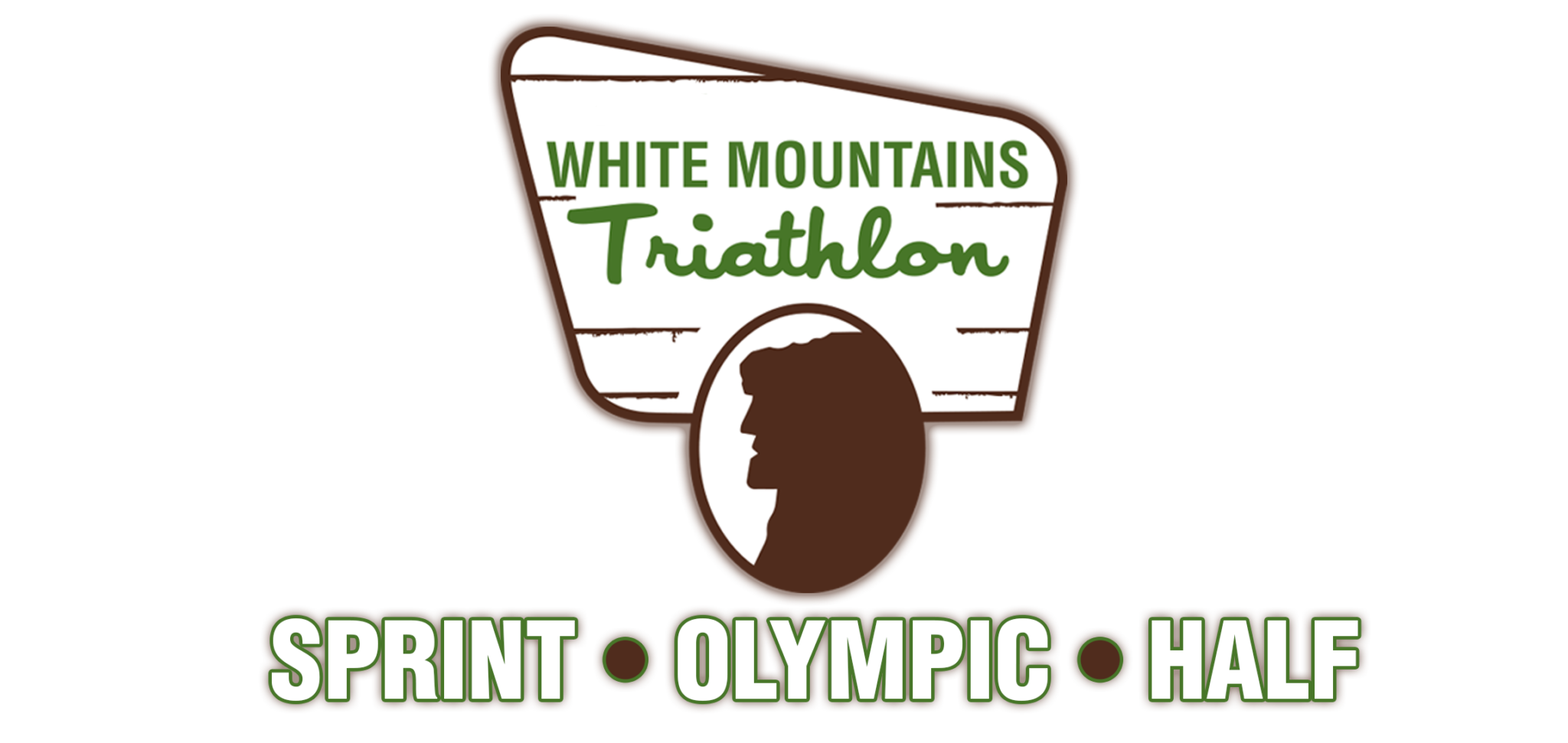 White Mountains Triathlon logo on RaceRaves
