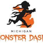 Michigan Monster Dash logo on RaceRaves