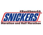 Snickers Marathon logo