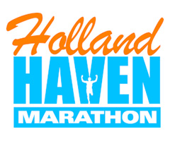 Holland Haven Marathon logo on RaceRaves