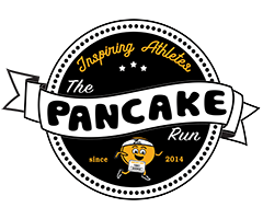 Pancake Run logo on RaceRaves