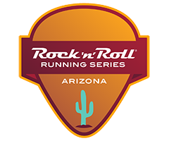 Rock 'n' Roll Arizona logo on RaceRaves