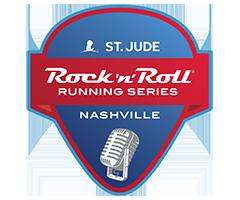 St. Jude Rock 'n' Roll Nashville logo on RaceRaves