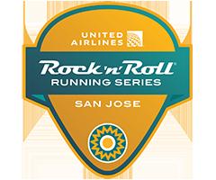 Rock 'n' Roll San Jose logo on RaceRaves