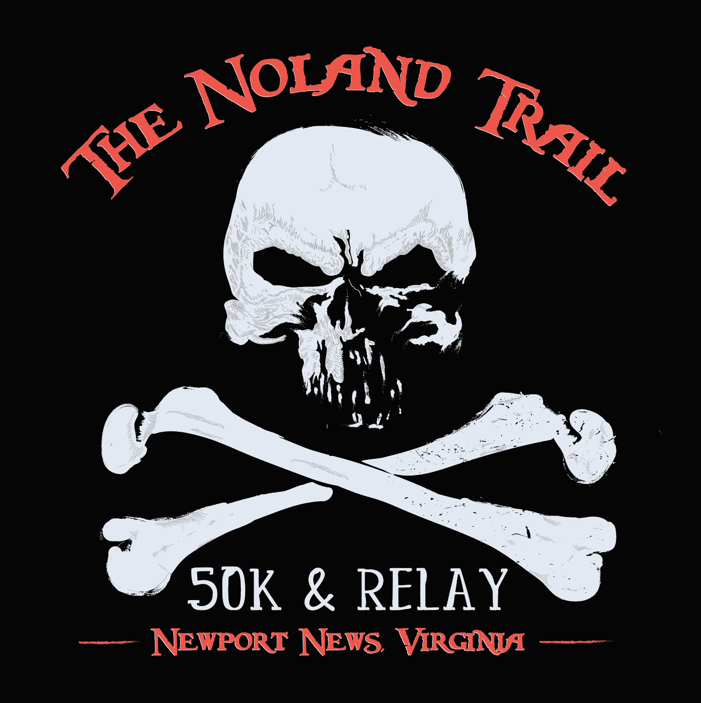 Noland Trail 50K & Relay logo on RaceRaves