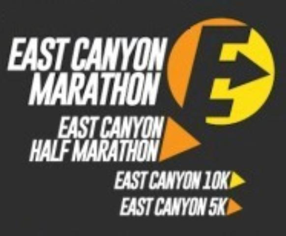 East Canyon Marathon logo on RaceRaves