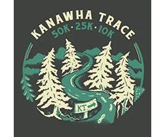 Kanawha Trace Trail Run logo on RaceRaves