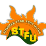 Summer Trail Fest Ultra and Half Marathon logo on RaceRaves