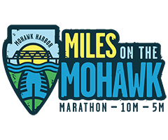 Miles on the Mohawk logo on RaceRaves