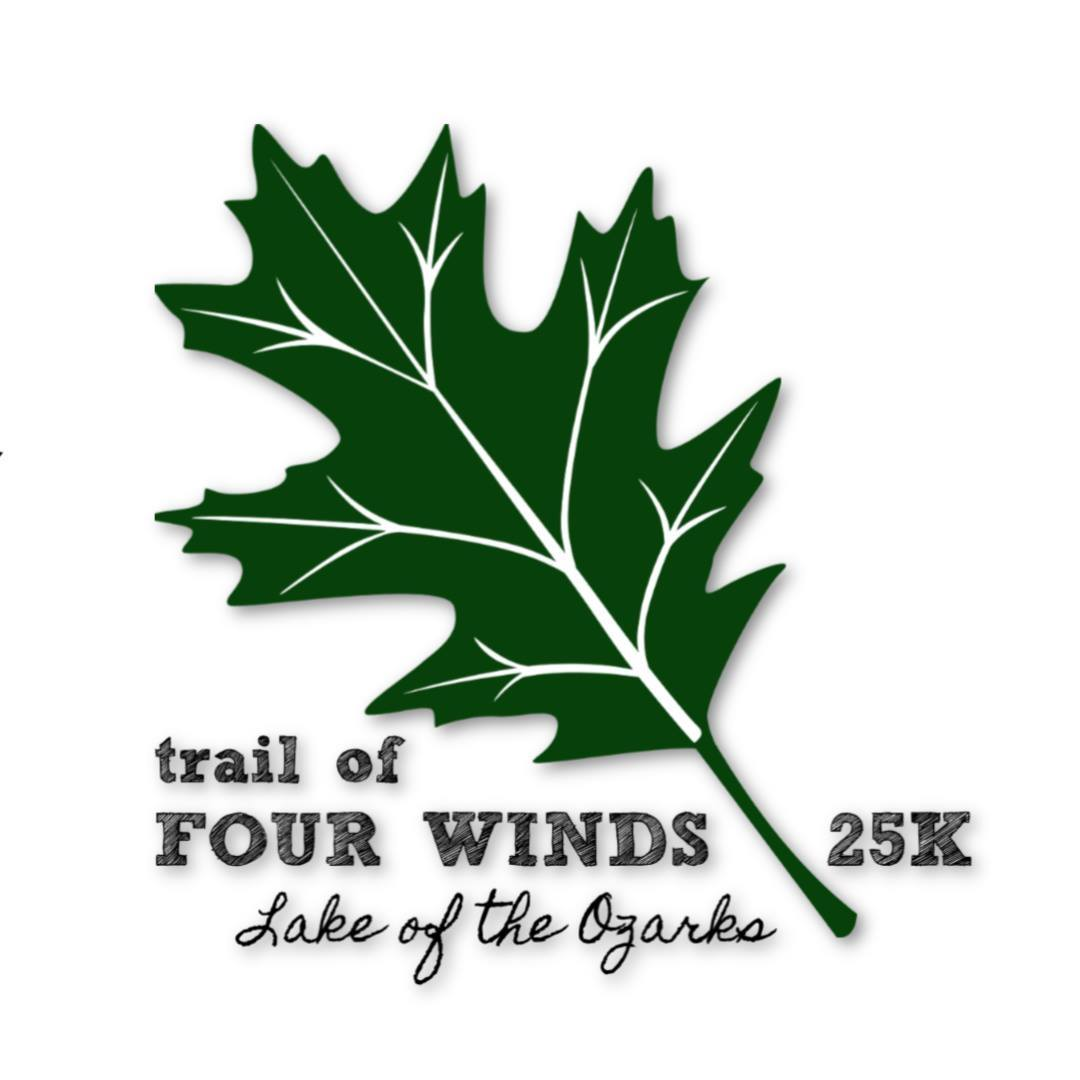 Trail of Four Winds 25K logo on RaceRaves