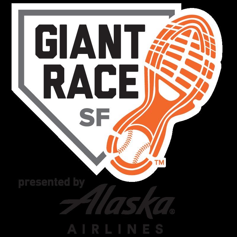 San Francisco Giant Race logo on RaceRaves