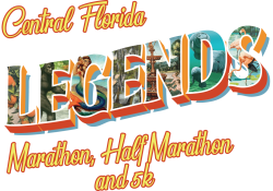 Central Florida Legends Marathon, Half Marathon & 5K logo on RaceRaves