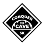 Conquer the Cave 5K logo on RaceRaves