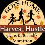 Boys Home Harvest Hustle logo on RaceRaves