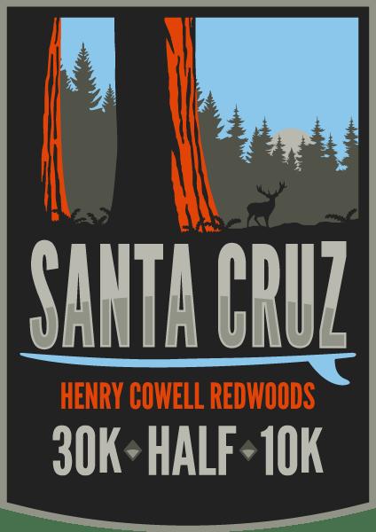 Santa Cruz Trail Run logo on RaceRaves