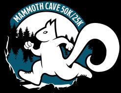 Mammoth Cave 50K & 25K logo on RaceRaves