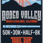 Rodeo Valley Trail Run logo on RaceRaves