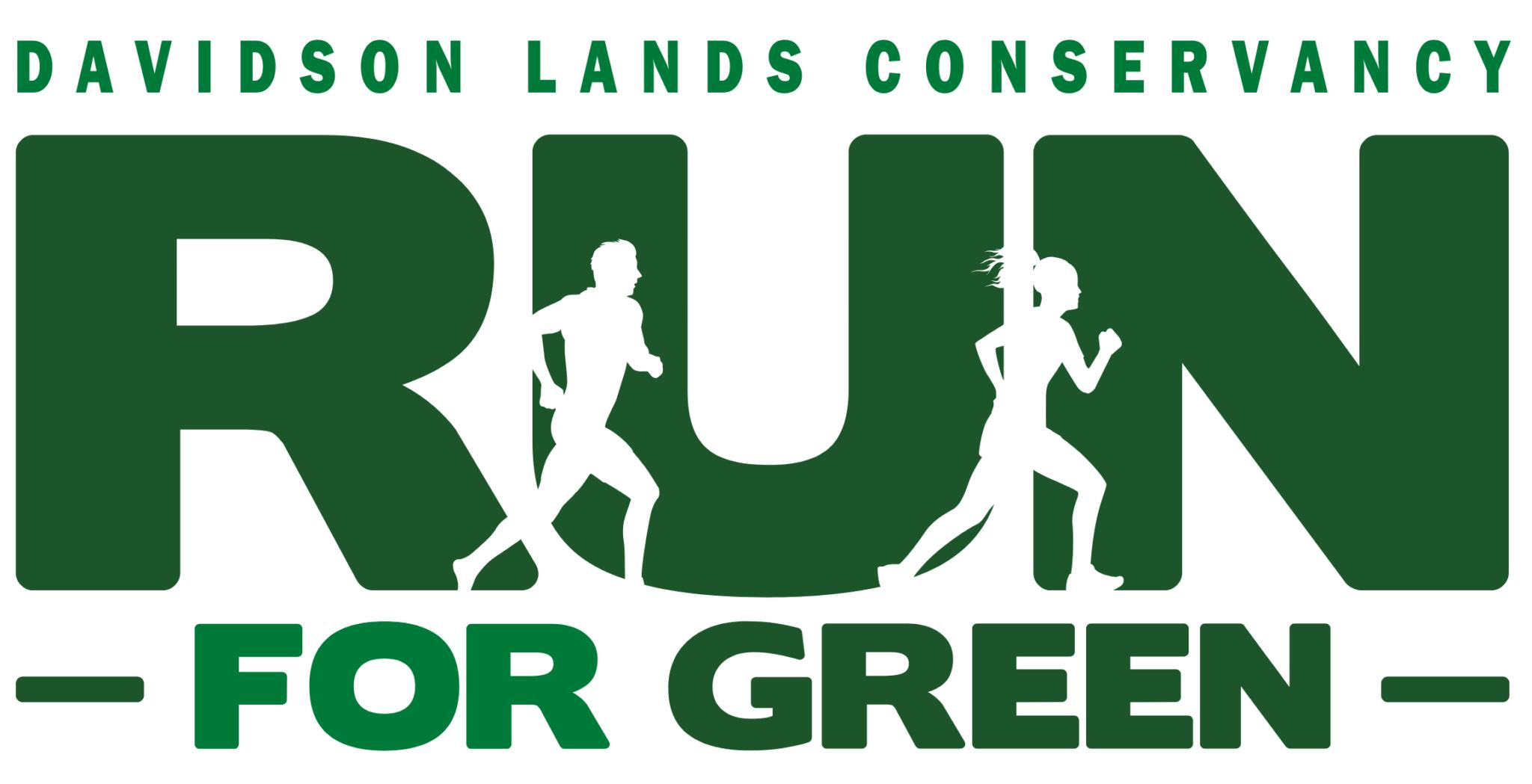 Run For Green logo on RaceRaves