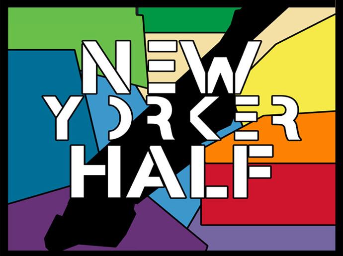 New Yorker Half logo on RaceRaves