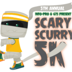 Scary Scurry 5K logo on RaceRaves