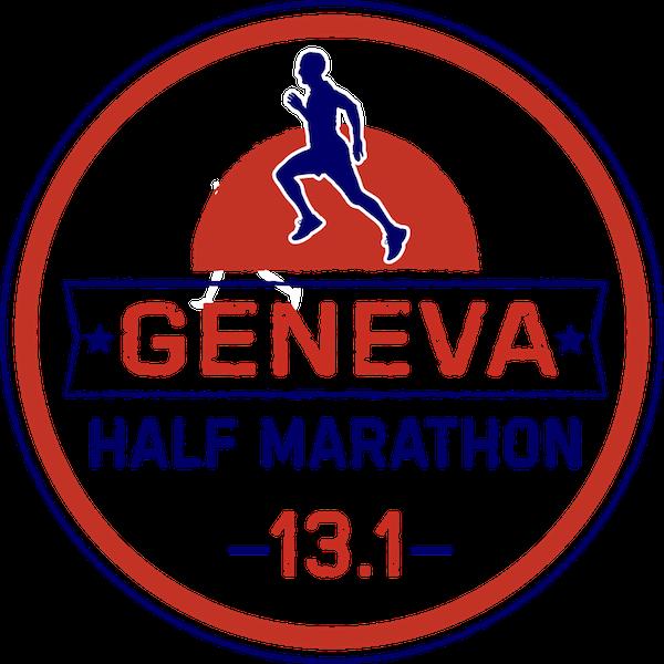 Geneva Half Marathon logo on RaceRaves