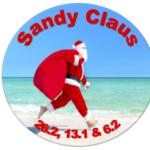 Sandy Claus Full & Half Marathon logo on RaceRaves