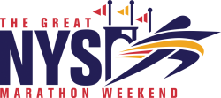 Great New York State Marathon Weekend logo on RaceRaves