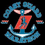 Coast Guard Marathon logo on RaceRaves