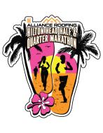 Hilton Head Half & Quarter Marathon logo on RaceRaves