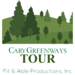 Cary Greenways Tour logo on RaceRaves