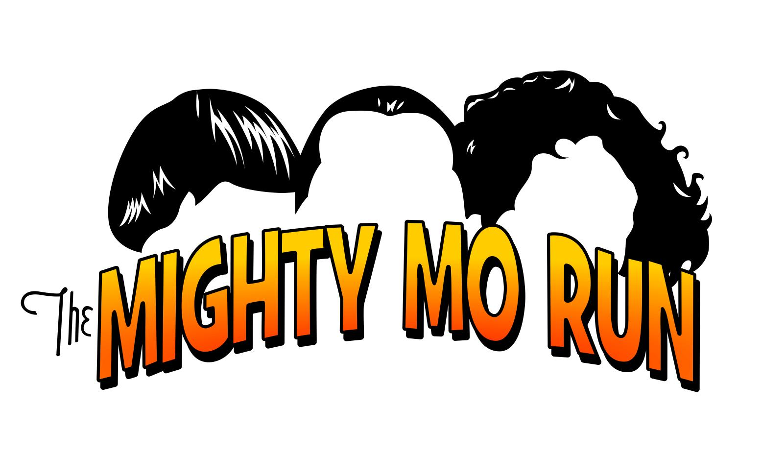 The Mighty Mo Run logo on RaceRaves